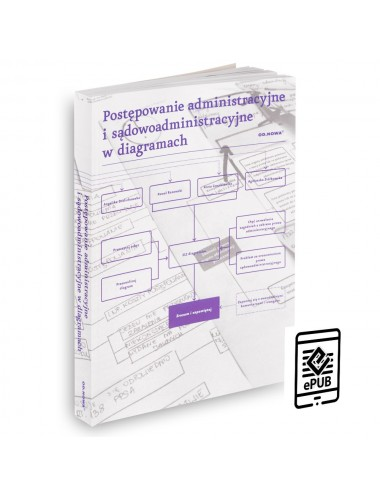 Post. Administracyjne w diagramach + KPA ebook GRATIS